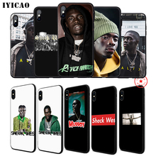 IYICAO Sheck Wes Mo Bamba Soft Phone Case for iPhone XR X XS Max 6 6S 7 8 Plus 5 5S SE Silicone TPU