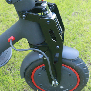 Image 4 - Front Suspension for M365 Pro Xiaomi Electric Scooter in Front Wheel Shock Absorption Component Damping Kits for Pro Kickscooter