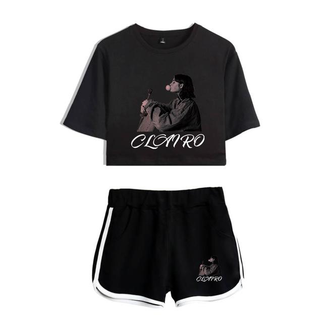 SET CLAIRO SHORT + T-SHIRT (30 VARIAN)