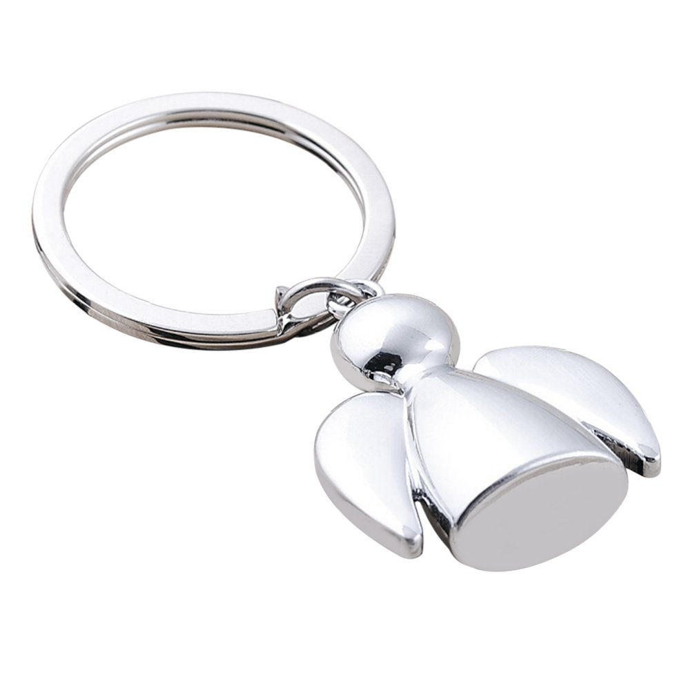 Gospel Angel Keychain Key Chain Exquisite pendant Keychain decorative ornament Ring Decor Accessories
