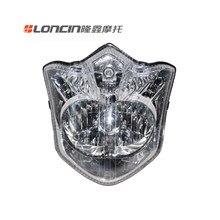 Motocicleta cr3 Lx150-56a jinlong k8 original farol aplicar para loncin