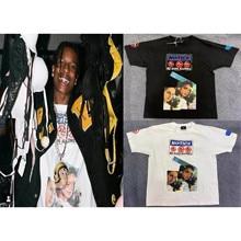 【NOTICE】Men T-shirts ASAP ROCKY Astroworld T-shirt NO GUNS HIDJI FILMS Logo  Tee Women Casual Tops Pharrell Williams