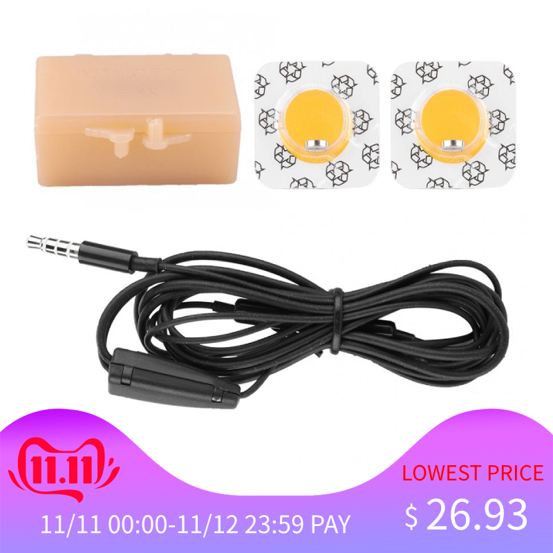 Mini  3.5mm Concealed Earphone Wireless Earpiece Headset For Mobile Phone With High Quality