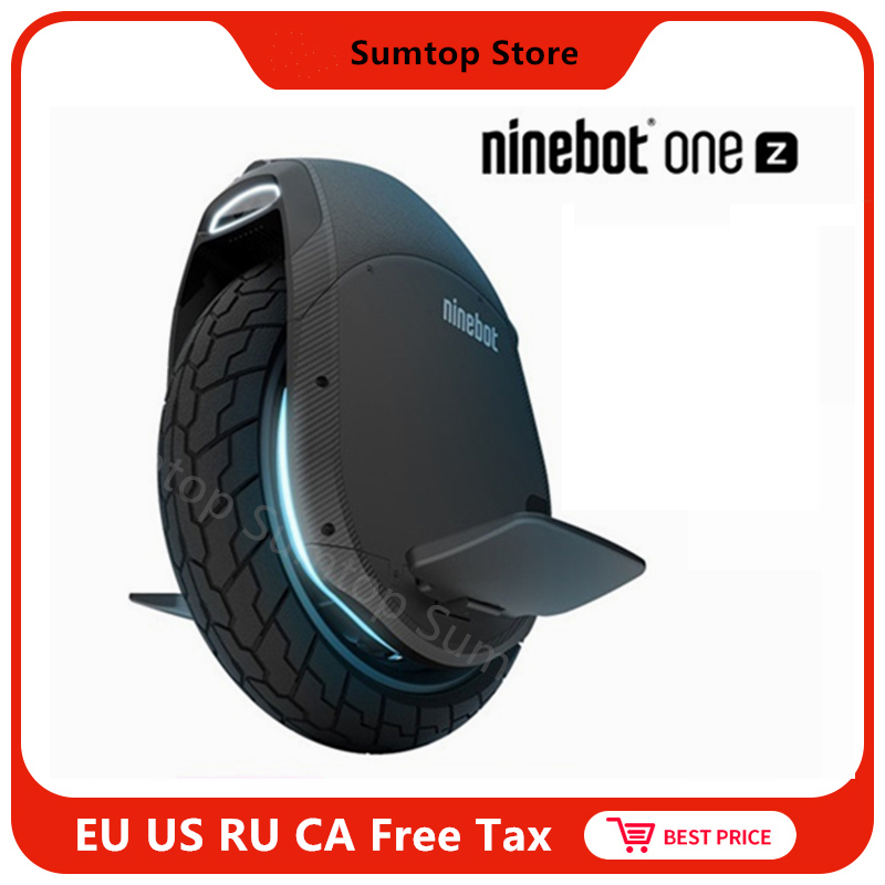 Original Ninebot By Segway One Z10 Z6 Self Balance Electric Scooter 45km/h Support Bluetooth Foldable Unicycle Motor Hoverboard