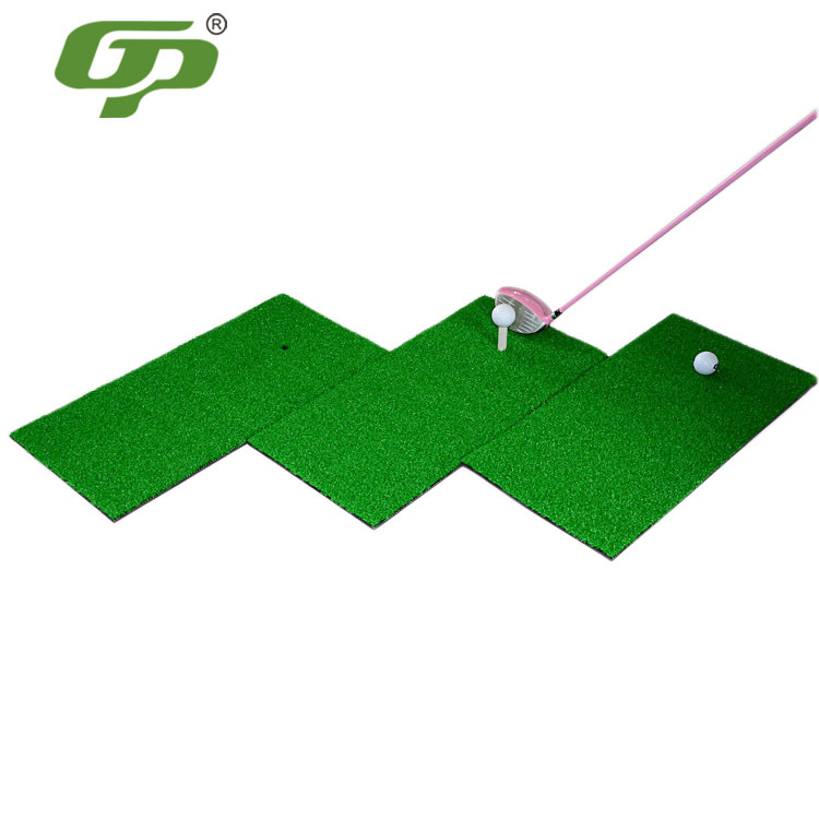 Factory Direct Golf Swing Pad Amazon Exclusively For Indoor Swing Practice Pad Mini Green Pad