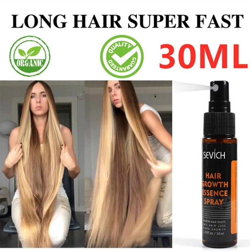 Эссенция для роста волос Sevich, 30 мл, спрей для лечения выпадения волос, спрей для предотвращения выпадения волос, эссенция для роста волос, уход за волосами
