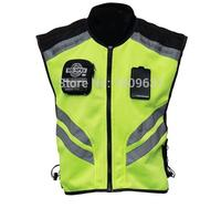Riding Tribe JK22 Reflective Safety Clothing Motorcycle Reflecting Racing protective Vest Visbility Moto Security Motorbike
