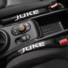 Cojín para asiento de coche, tapón de brecha Protector a prueba de fugas, almohadilla protectora para asiento de coche, Nissan JUKE, accesorios, estilismo para coche