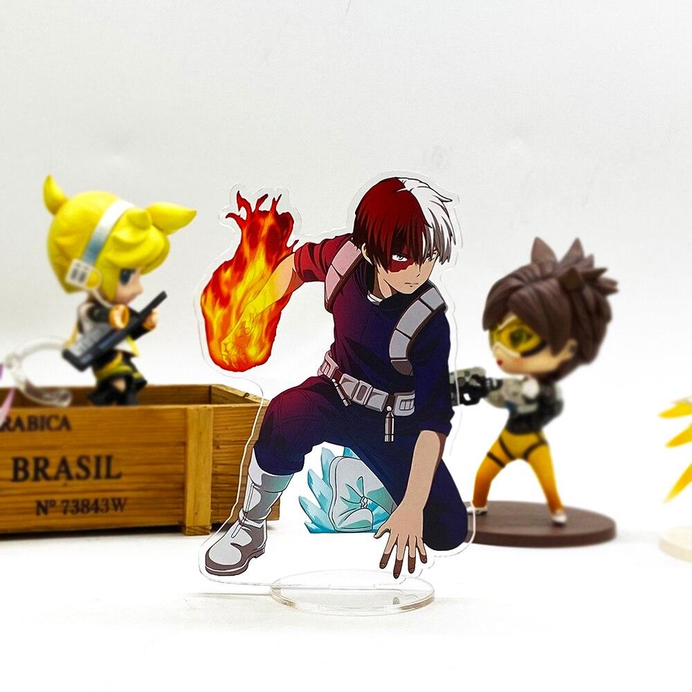 My Hero Academia Shoto Todoroki battling_2