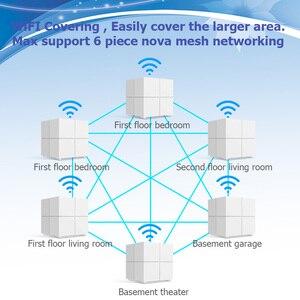 Image 4 - تيندا نوفا MW6 ثنائي النطاق AC1200Mbps موزع إنترنت واي فاي شبكة المنزل كله جيجابت واي فاي نظام مع 2.4G/5.0GHz واي فاي مكرر ، APP إدارة