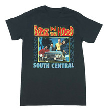 Boyz N The Hood Full Cast South Central La Los Angeles Movie Tee Men'S T Shirt Loose Size Tee Shirt(China)