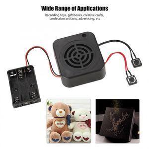 Image 1 - 3W DIY ses kayıt kutusu mesaj kutusu modülü için net ses doldurulmuş hayvanlar/hediye/oyuncak/reklam