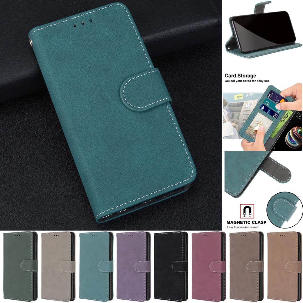 Luxury Wallet Flip Case For Xiaomi Redmi Note 8 8T Pro 7A 8A K30 Leather Case Phone Cover Coque Funda Bag Stand Card Slot Holder