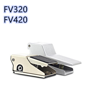 Image 1 - Пневматический клапан управления, воздушный клапан FV420, ножной клапан 4F210 08, ножная педаль, 320 цилиндровый клапан, пневматическая ножная педаль