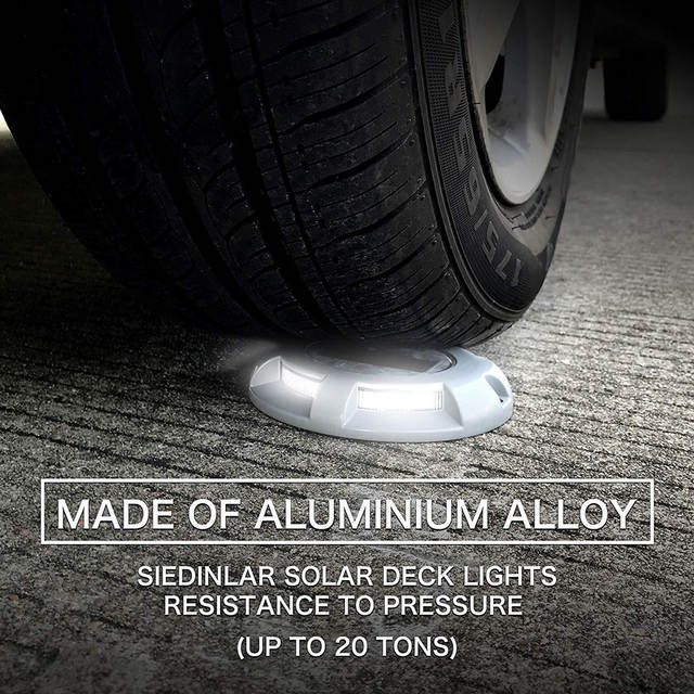 Αποτέλεσμα εικόνας για Led Aluminum Solar Road Lawn Lights Waterproof Led Solar Lamps Outdoor Solar Power Light For Sturdy Road Driveway Path Plaza""