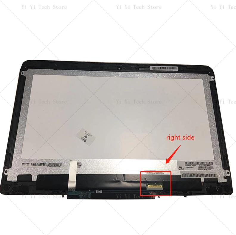 13.3 inch IPS LED LCD Touch Screen Digitizer Assembly For HP Pavilion X360 13-S series 13-S103LA Replacement parts