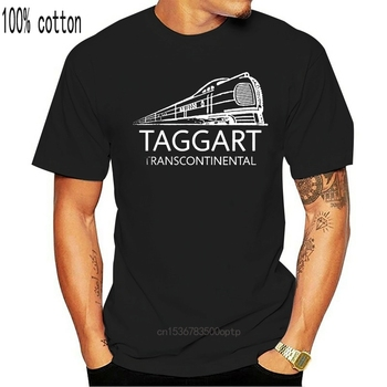 CafePress Taggart Transcontinental Cotton T-Shirt image