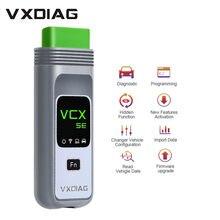 Vxdiag vcx nano pro ferramenta de diagnóstico com 3 software de carro livre para gm/ford/mazda/vw/audi/honda/toyota/jlr/subaru