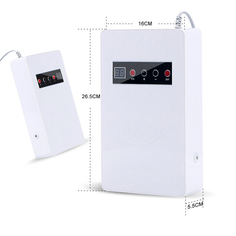220V 8W 600mg//h Ozongenerator Ozonator Luftreiniger Ozongerät Luft Air Purifier