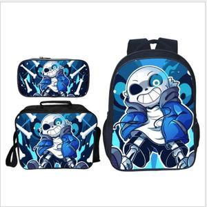 Anime Undertale Backpack for G