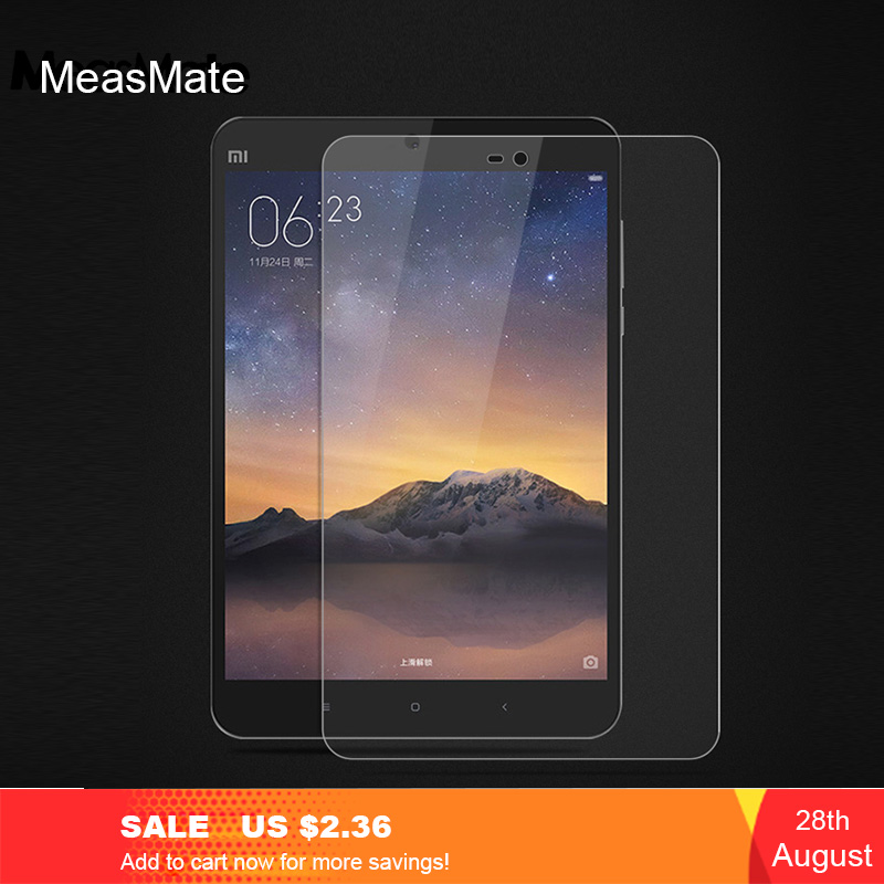 Glass Protective-Film 4-Screen-Protector Xiaomi 4-Tablet Mipad For 9H 8-