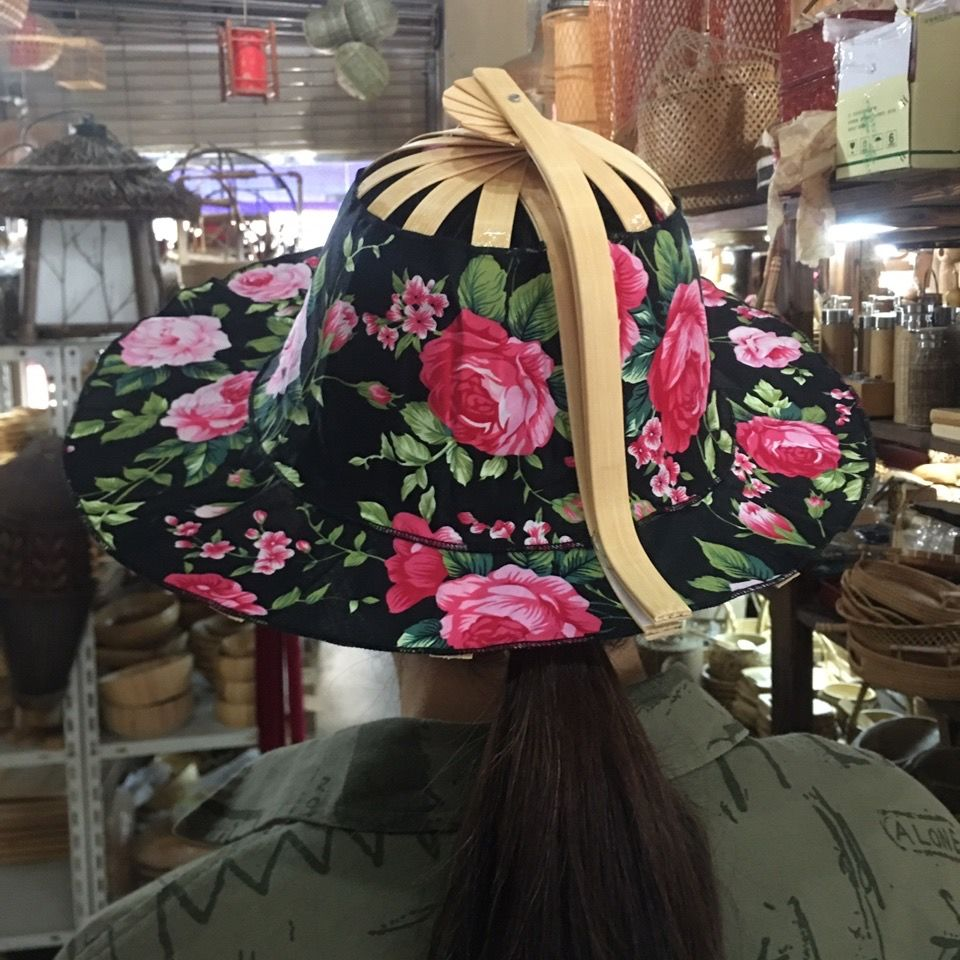 2021 Bamboo Weaving Rattan Hats Retro Handmade Weave Straw Hat Tourism Rain Cap Dance Props Beach Fishing Sunshade Fisherman Hat