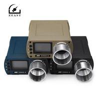 ZEAST E9800 X Schießen Speed Tester High Präzision Schießen 10C zu 50C 0 500J Brennen Kinetische Energie LCD Bildschirm-in Geschwindigkeit-Messgeräte aus Werkzeug bei