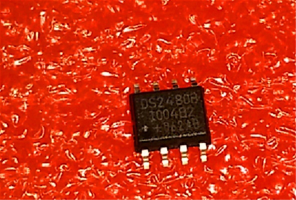 5pcs/lot DS2480B DS2480 SOP-8 In Stock