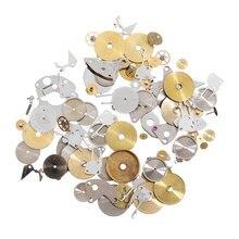 10 г/пакет винтажные Стимпанк Шестерни наручные часы старые части зубчатые колеса паровые панк много для DIY украшения серьги