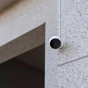 Image 5 - 2020 xiaomi mijia câmera ip inteligente edição padrão 1080p hd visão noturna detecção de ia visão noturna ao ar livre câmera à prova dwaterproof água