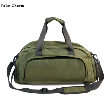 Multifunctional Backpack Quality Nylon Waterproof Casual Luggage Bag Outdoor Travel Backpack Shoulder Messenger Sports Bag