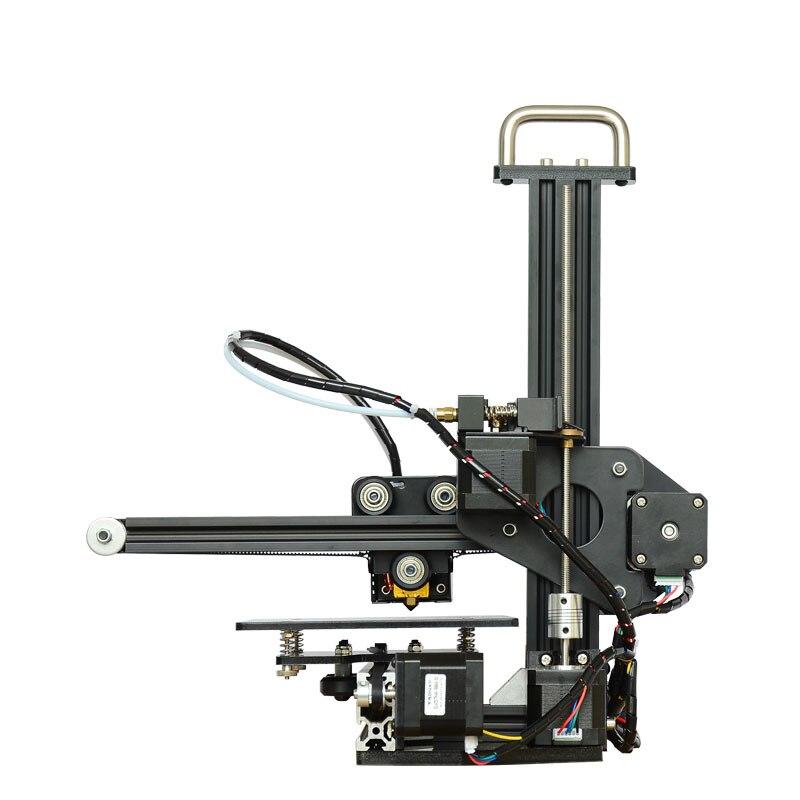 The lowest price printer in AliExpress TRONXY X1 3D Printer  I3 impresora Pulley Version Linear Guide imprimante 3d printer DIY 4