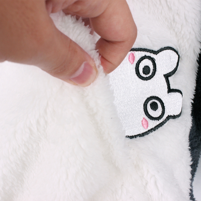 New Harajuku Totoro Kawaii Hoodie Sweatshirt My Neighbor Coat Cosplay Fleece Overcoat With Ears Harajuku Cute Jackets Christmas 4