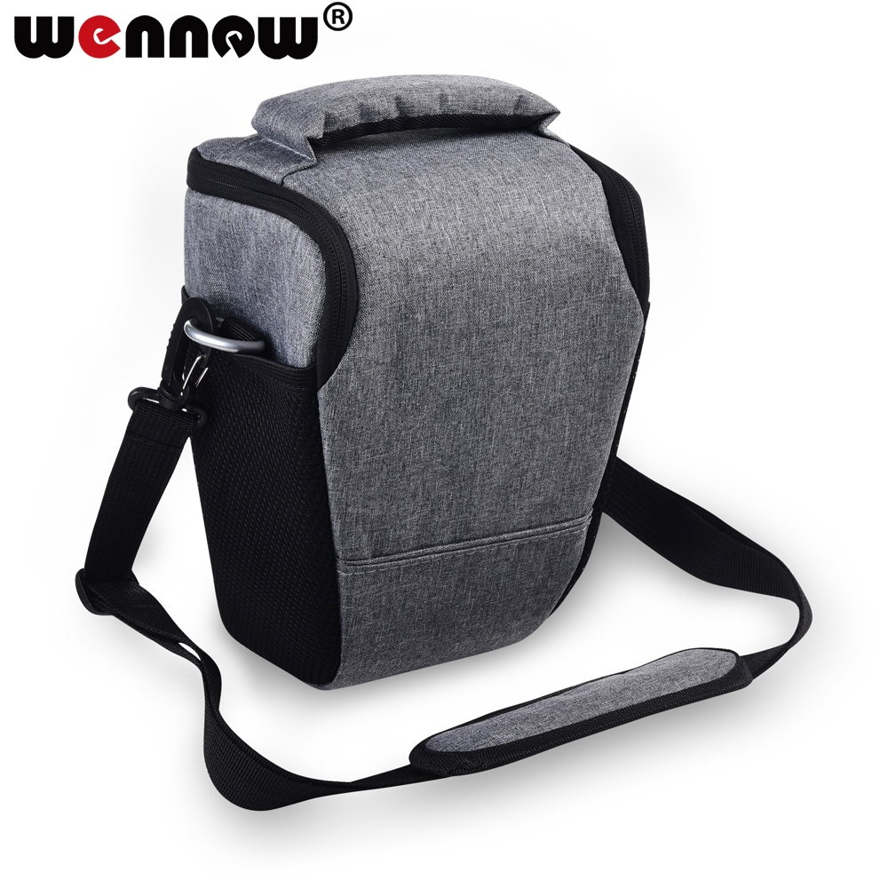 Camera Bag cover <font><b>Lens</b></font> Case for <font><b>Sony</b></font> Alpha A580 A560 A500 <font><b>A230</b></font> A290 A350 A330 A380 A390 A450 A700 A300 A220 A200 A100 image