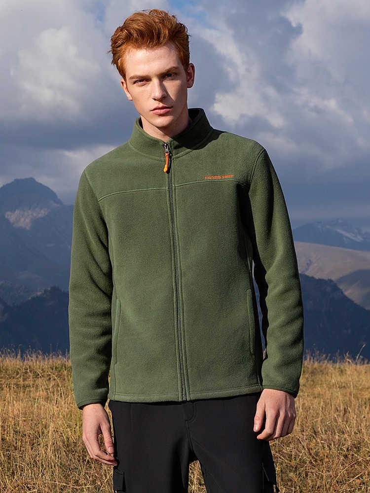 פיוניר מחנה קצר צווארון חם צמר נים גברים מותג-בגדי רוכסן חולצות זכר איכות גברים קלאסי סגנון AJK902321