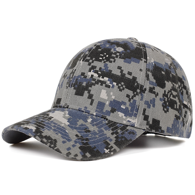 2019 New Camouflage Baseball Cap Fashion Outdoor Sports Hat Hip Hop Tactical Hats Visor Caps