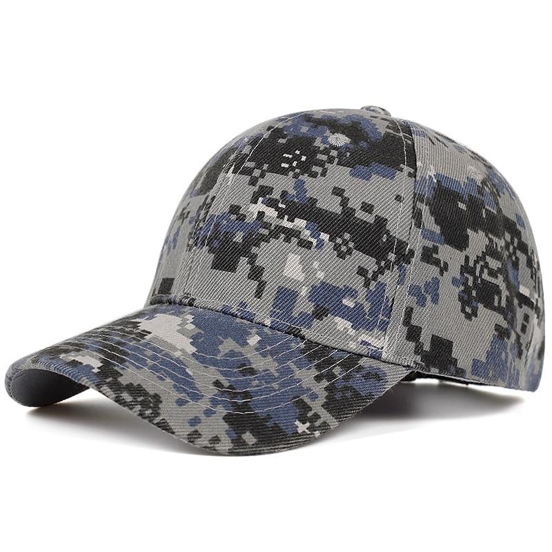 2019 New Camouflage Baseball Cap Fashion Outdoor Sports Hat Hip Hop Tactical Hats Visor Caps