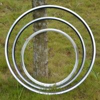 MTB Mountainbike Wielset 20/24inch 20/28/32 Gat V Rem Velg Dubbele Aluminium wielen 406 Fiets Velgen-in Velgen van sport & Entertainment op