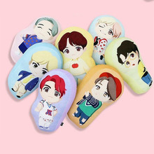 BTS Plush Pillows (7 Models)