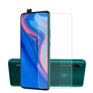 Image 2 - 2Pcs Gehard Glas Voor Huawei Y9S Screen Protector Telefoon Glas Voor Huawei P Smart Z Y9Prime 2019 Glas Voor huawei Y9S Y9 S 2020