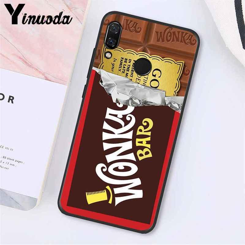 Yinuoda ウォンゴールデンアルペンゴールドチョコレート電話ケース xiaomi Redmi 注 7 5 4 Redmi 5 プラス 6A Note8 4X Note8Pro