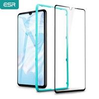 ESR-Protector de pantalla para Huawei Mate 30, Mate 20, Mate 10 Pro, V20, V30, P10, P20, P30, P40 Pro, vidrio templado, antirayos azules
