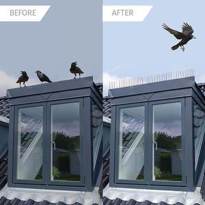 Image 5 - Pointes de pigeon à 4 rangs