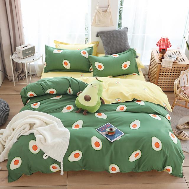 Avocado Bedding Set