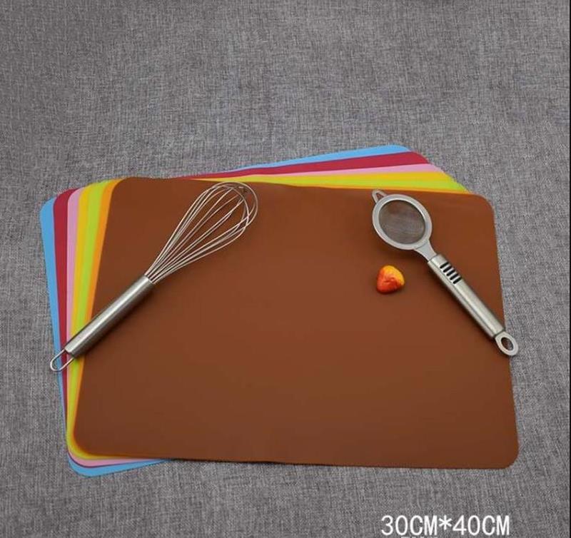 Heat Insulation Pad Oven Mat Non-stick Kids Table Mats Food Pad Bakeware