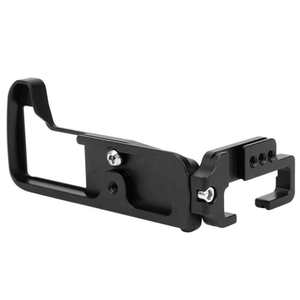Image 5 - Aluminum Alloy Quick Release L Shape Plate Hand Grip Bracket for Olympus E M1 II/E M1 III Mirrorless Camera