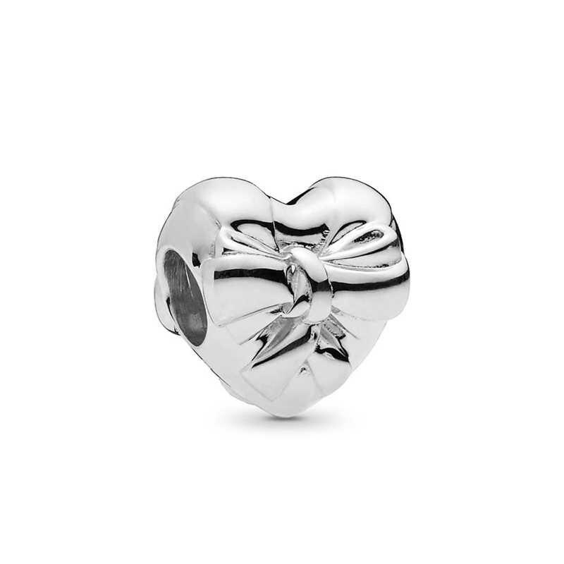 TOGORY 2 יח'\חבילה רומנטי אדום אהבת לב קסם חרוזים מתאים מקורי מותג קסמי צמיד & שרשרת DIY נשים תכשיטי ביצוע