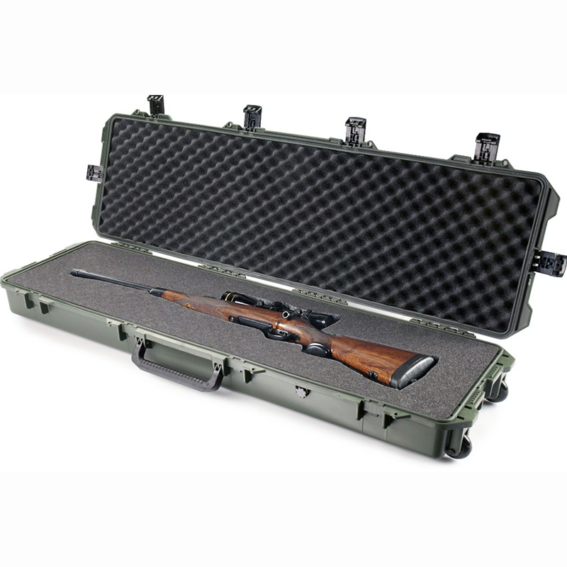 lang Gereedschapskoffer pistoolkoffer grote gereedschapskist Slagvast - Gereedschap opslag - Foto 5