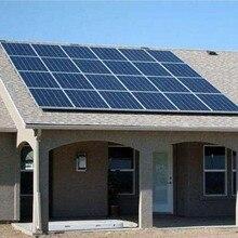 цена на Solar System 1000W Solar Panel 350w Solar Inverter Pure Sine Wave 1000W 24V/220V Controller 12V /24V 40A PWM Battery 250AH 12V
