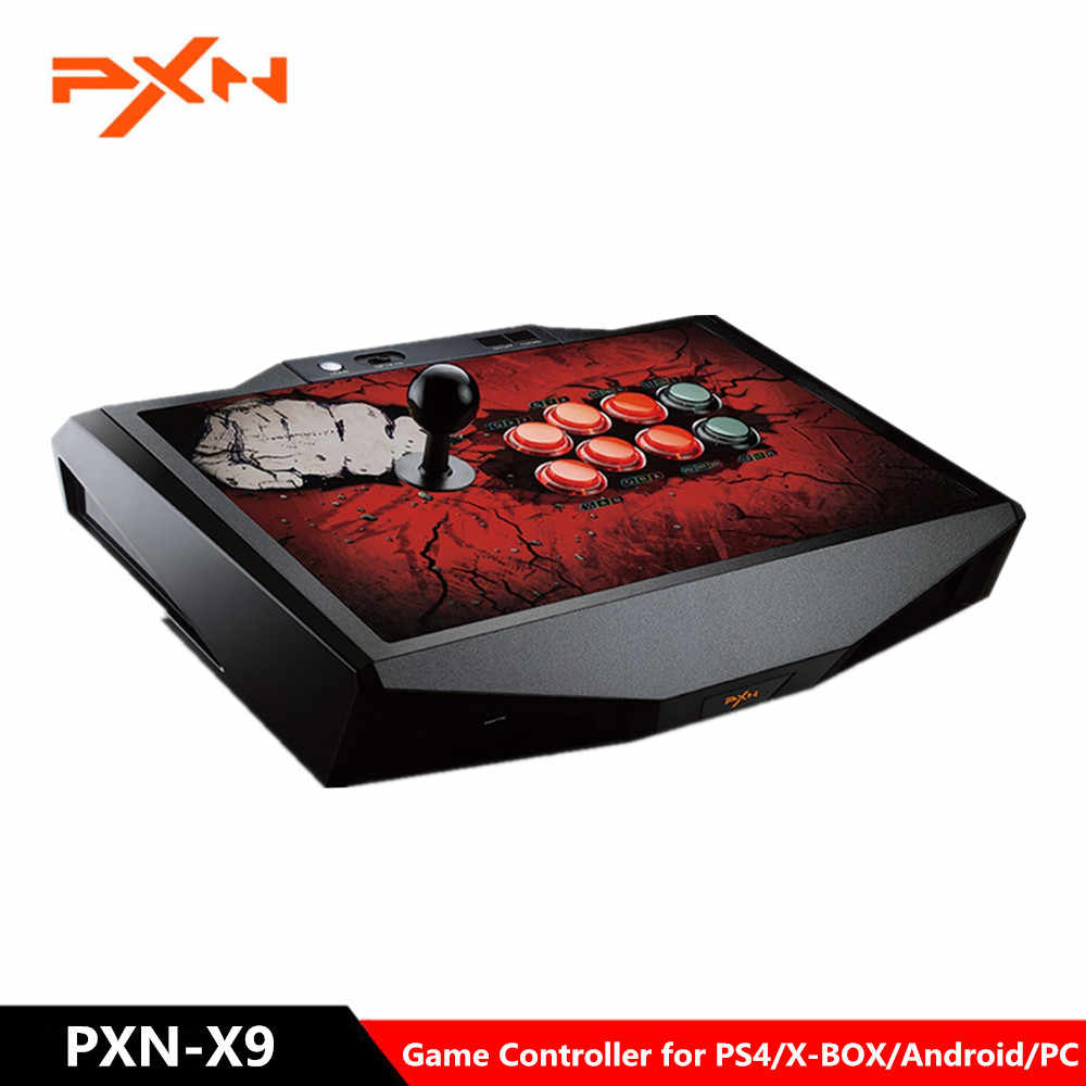 PXN-X9 Gamepad Game Controller untuk Switch/PS4/X-BOX/Android/PC